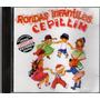 Cepillin Cd.rondas Infantiles 1997 Mn4