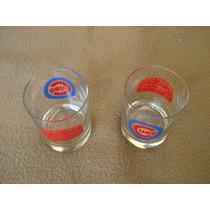 Vasos De Vidrio De Colección Equipo De Baseball Chicago Cubs