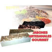 Jabon Artesanal Gourmet En Barra 1 Kg