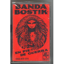 Banda Bostik. En Pie De Guerra. Kct Nuevo Y Sellado