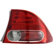 Honda Civic Sedan 2006 - 2008 Calavera Derecha O Izquierda