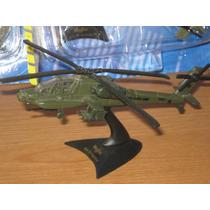 Ah-64 Apache Helicóptero Ah-64 Apache De Maisto, Esc. 1:144