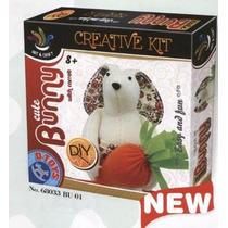 Muñeca Kit - D-juguetes Creativos Conejito Lindo Con La Zan