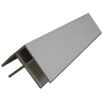 Conector De Pvc Blanco 10 Mm Para Cartón Estructural Tipo L