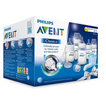 Set Inicial Classic Plus Recien Nacido De Philips Avent