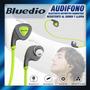 Audífonos Sport Bluetooth 4.1, Bluedio Q5, Gym 100% Original