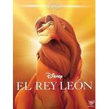 El Rey Leon Ediciòn Diamante Película Dvd
