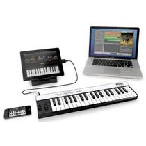 Irig Keys Teclado Controlador Midi De 37 Teclas Ipod Pc Mac