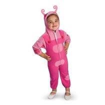 Disfraz De Uniqua De Backyardigans Para Niñas, Envio Gratis