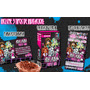Monster High Invitaciones Etiquetas Y Mas, Kit Imprimble!