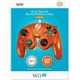 Wired Fight Pad Samus Nintendo Wii U Nuevo Sellado Original