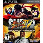 Super Street Fighter Iv Ps3 Playstation 3