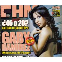 Revista Fhm.(varias Portadas) Aylin Mujica,lorena Herrera.