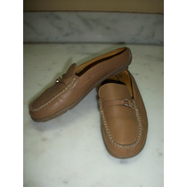 Zapatos D Meter Color Camel 3.5 Mex. Carolina 100% Originale