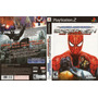 Amazing Allies Edition Spiderman Web Of Shadows Ps2 *