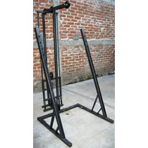 Rack Multiusos Con Polea Marca: Guerra Fitness Equipment