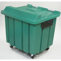 Vifel 1000 Contenedor De Plastico Para Basura