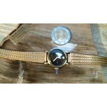 Reloj Omega De Oro Para Dama Cuerda Automático Diamante
