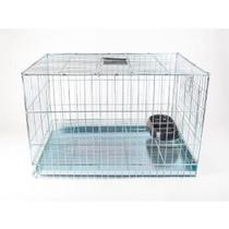 Jaula Basica Conejos Hamster Cuyo Multiusos Acero +kota