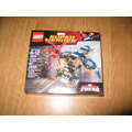 Lego Carnage´s Shield Sky Attack Super Heroes Marvel 76036