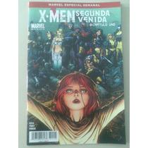 Comics De Coleccion Marvel X Men Segunda Venida Capitulo 1