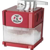 Máquina Para Hacer Conos De Agua Color Rojo Metálico