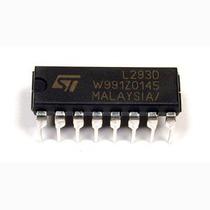 L293d Puente H Para Motores, Arduino, Proyecto, Robot