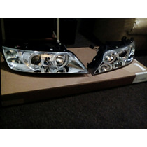 Bmw Z3 Faros Clear Projector Led Nuevos