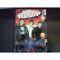 Revista Nuestro Rock Division Minuscula