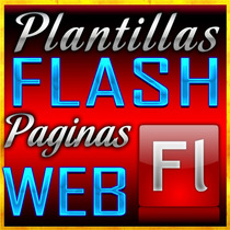 Plantillas Flash Para Paginas Web Editables Y Animadas Daa