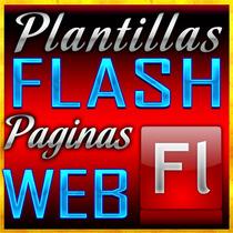 Plantillas Flash Para Paginas Web Editables Y Animadas Daa