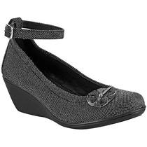Zapatos Clasben 7166 Gris Tacon 5 Cm Pv