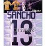 Estampados Tigres Tercera 2011 Nuevo  Sancho 13  Origina