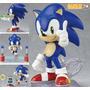 Figura Sonic Nendoroid Tipo Figma Sega