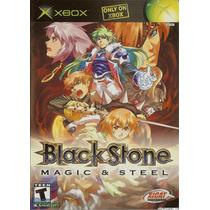 Blackstone Magic & Steel Xbox
