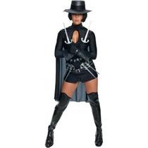 Disfraz De V For Vendetta Para Damas, Envio Gratis