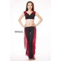 Traje De Ensayo Para Danza Árabe, Belly Dance