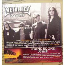 Cd Sencillo, Metallica, Limpbizkit, Tranceford Face, Daa