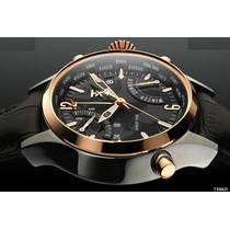 Reloj Techno Luxury Serie 500 Elegancia Y Distincion *****
