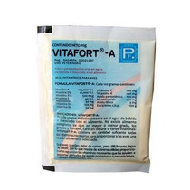 Mega Oferta Vitafort-a Suplemento Vitaminas Minerales P Aves