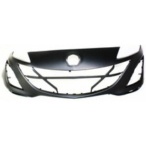 Facia Defensa Mazda3 Mazda 3 2.5l L4 2010 - 2011