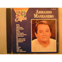 Armando Manzanero Cd Serie 20 Exitos Made In Germany