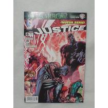 Justice League Num 6 Edicion Mexicana Nuevo