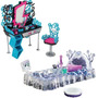 Monster High Tocador Frankie O Cama Abbey