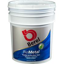 Berel Biometal Esmalte Anticorrosivo Base Agua