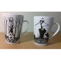 Tazas Para Novios Regalo Jack And Sally
