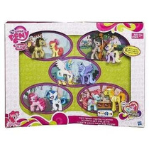 My Little Pony Exclusivo Amistad Es Magia Pony Friends Fore