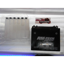 Bateria De Acido Rm-tech Ytx20l-bs 12v 18ah Motocicletas