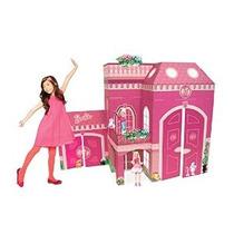 Neat-oh! Barbie De Tamaño Completo Juego Casa