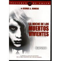 La Noche De Los Muertos Vivientes, Cine Culto Zombies, Dvd